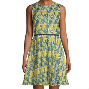 NWT Draper James COLLECTION Goldenrod Embroidery
